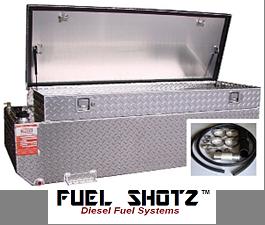 Diesel Auxiliary Fuel Tanks - Aluminum Tank Industries